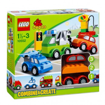 LEGO Duplo Creative Cars 10552 reviews