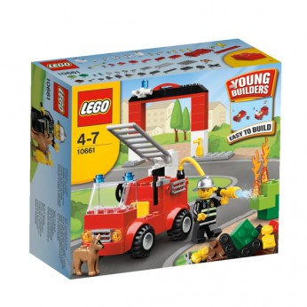 LEGO My First LEGO Fire Station 10661 reviews