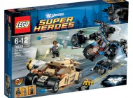 LEGO The Bat vs Bane Tumbler Chase 76001