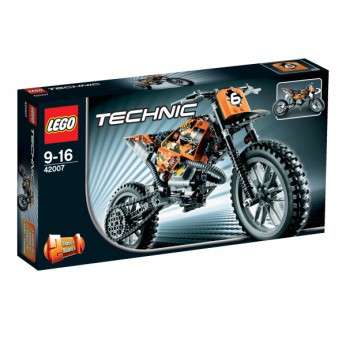 LEGO Technic Moto Cross Bike 42007 reviews
