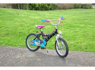 16 inch Monster High Bike