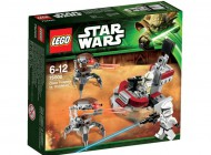 LEGO Clone Troopers vs Droidekas 75000