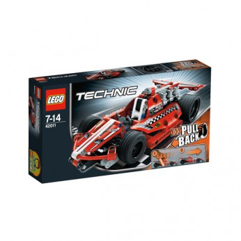 LEGO Technic Race Car 42011 reviews