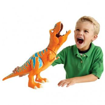 Roar 'N React Boris Tyrannosaurus Rex reviews