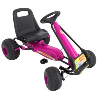 Purple Racing Team Go Kart reviews