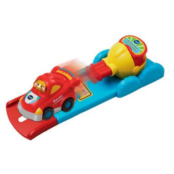 VTech Toot-Toot Jump Track Launcher reviews