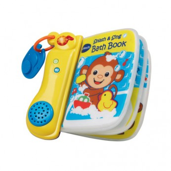 VTech Splash N Sing Bath Book reviews