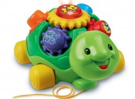 VTech Pull N Play Turtle