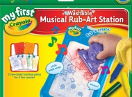 Musical Rub Art Satation