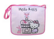 Hello Kitty Woodland Animals Courier Bag