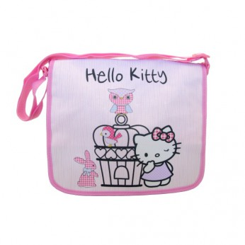 Hello Kitty Woodland Animals Courier Bag reviews