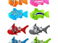 Robo Fish Assortment