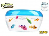 Robo Fish Bowl
