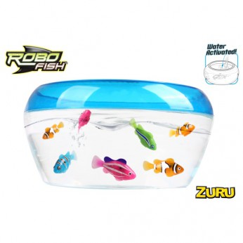 Robo Fish Bowl reviews