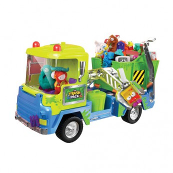 The Trash Pack Junk Truck reviews