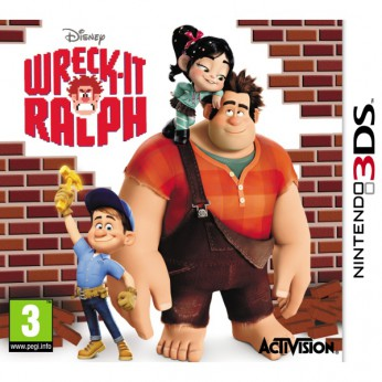 Wreck-It Ralph 3DS reviews