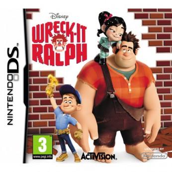 Wreck-It Ralph DS reviews