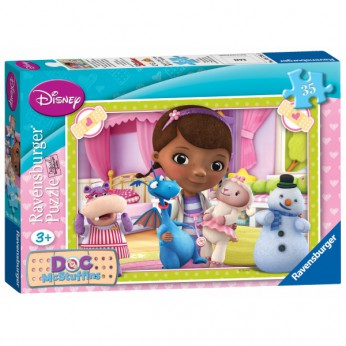 Doc McStuffins 35pc reviews