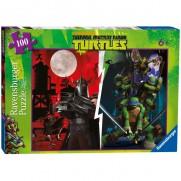 Teenage Mutant Ninja Turtles 100pc