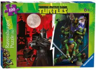 Teenage Mutant Ninja Turtles 100pc