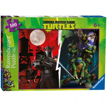 Teenage Mutant Ninja Turtles 100pc reviews