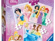 Disney Princess 3 in a box