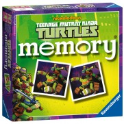 Turtles Mini Memory Game
