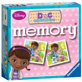 Doc McStuffins Mini Memory Game reviews