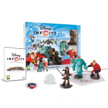 Disney Infinity Starter Pack Wii reviews