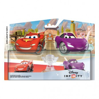 Disney Infinity Playset Pack: Cars reviews