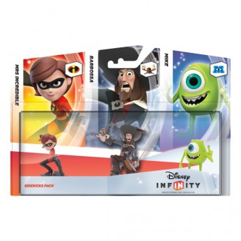 Disney Infinity Sidekicks 3 Character Pack reviews