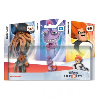 Disney Infinity Villains 3 Character Pack reviews