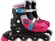 Monster High Adjustable Inline Skates 30-33cm