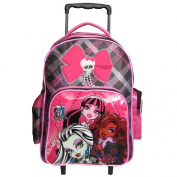 Monster High Bow Trolley Backpack Bow reviews
