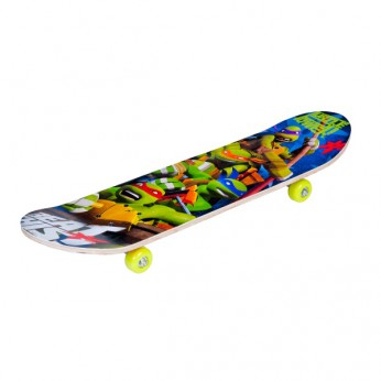 Turtles Skateboard reviews