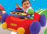 K's Kids Jumbo Go Go Go (Red)