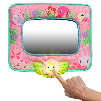 Bright Starts Sweet Symphony Auto Mirror reviews