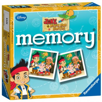 Jake and the Never Land Pirates Mini memory reviews