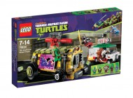 LEGO Turtles The Shellraiser Street Chase 79104