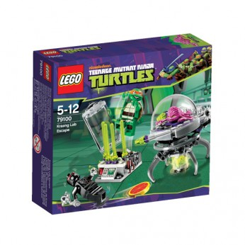LEGO Turtles Kraang Lab Escape 79100 reviews