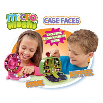 Micro Moshi Case Faces reviews