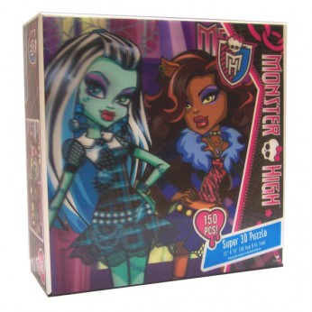 Monster High 3D Puzzle reviews