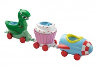 Peppa Pig Theme Park Train