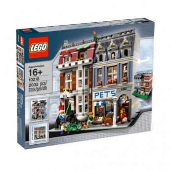 LEGO Pet Shop 10218 reviews