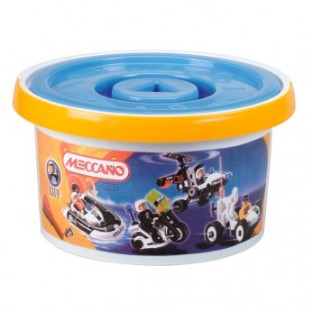 Meccano Police Bucket reviews