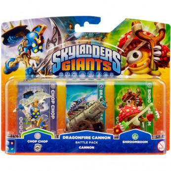 Skylanders Giants: Dragonfire Battle Pack reviews