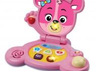 VTech Baby Baby Bear Laptop Pink