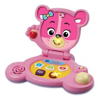 VTech Baby Baby Bear Laptop Pink reviews