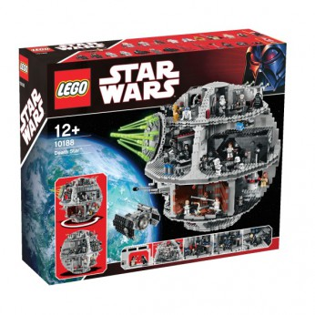 LEGO Star Wars Death Star 10188 reviews