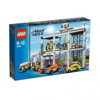 LEGO City Garage 4207